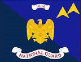 Chief of the National Guard Bureau - Image: Chiefngbureauflag