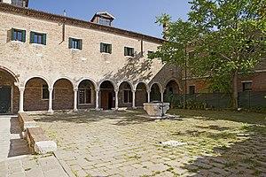 San Giobbe - Image: Chiesa di San Giobbe Venezia il chiostro