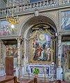 Chiesa di Santa Agata martirio di Santa Lucia Mario Richiedei Brescia.jpg
