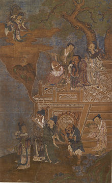 The Eight Drunken Immortals