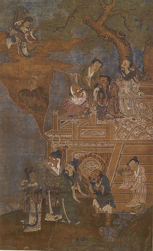 Eight Immortals - The Eight Immortals