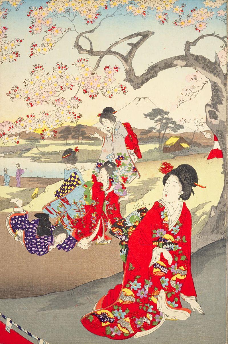 Chiyoda Ooku Hanami (center).jpg