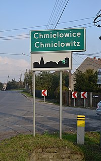 Chmielowice, Opole Voivodeship Village in Opole Voivodeship, Poland