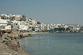 Chora of Naxos from pier, 080506.jpg