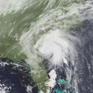 Tropical Storm Chris (1988) Atlantic tropical storm in 1988