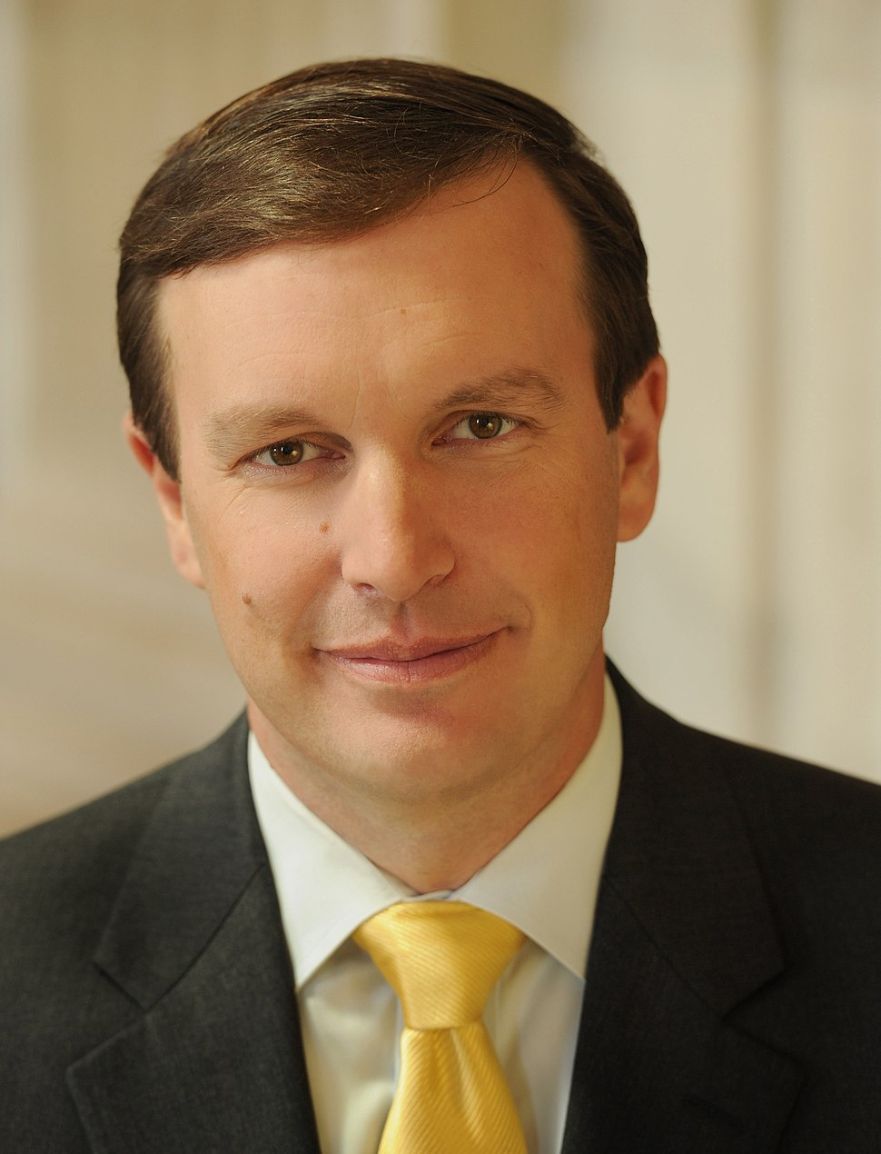 Chris Murphy, official portrait, 113th Congress (cropped)