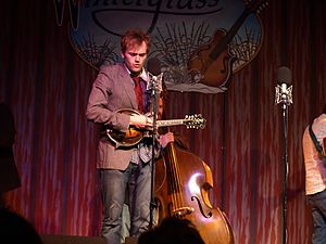 Punch Brothers - Chris Thile and Punch Brothers at Wintergrass, 2008