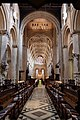 Christchurch Cathedral; the nave looking east.jpg