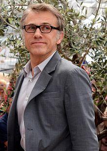 Christoph Waltz al Festival di Cannes 2013