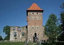 Chudów zamek front 24.05.2009 p.jpg