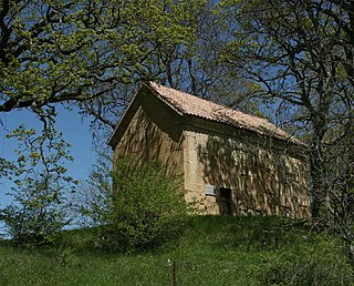 Church in village Vake built in 1341 (Photo A. Muhranoff, 2011).jpg