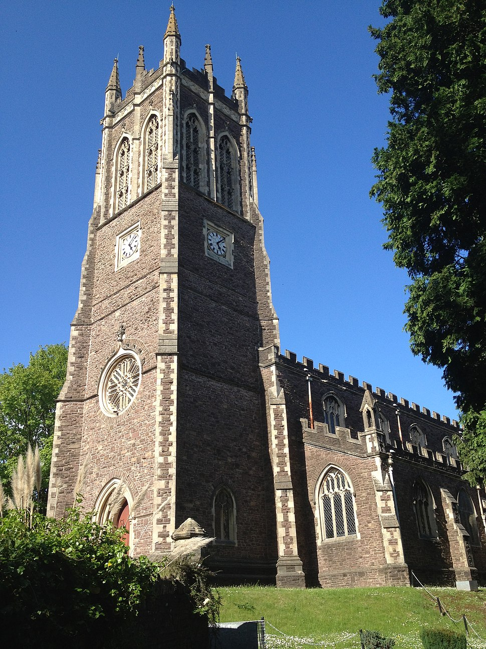 Church of St Mark, Newport, South Wales