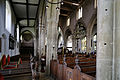 Church of St Mary Hatfield Broad Oak Essex England - north aisle and arcade.jpg