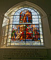 Church of St Mary Little Easton Essex England Maynard stained window 2.jpg