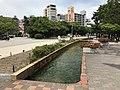 Circle waterway in Ohori Park.jpg