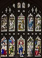 Cirencester, St John the Baptist church, Window (31398053238).jpg