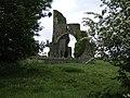 Cistercian Abbey ruins, Abbeylara - geograph.org.uk - 437037.jpg