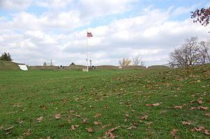 Civil War Defenses of Washington (Fort Stevens) FSTV CWDW-0005.jpg