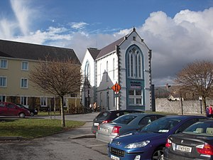 Clare Museum - Image: Clare Museum, Ennis, Co Clare geograph.org.uk 1721708