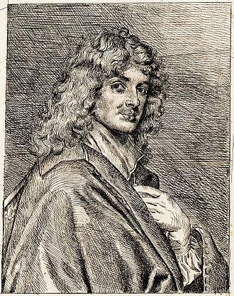 Claude Lefèbvre - Claude Lefèbvre (self-portrait, c. 1663)