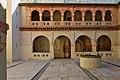 Claustro de los Muertos. Monasterio de San Isidoro del Campo, Santiponce.jpg