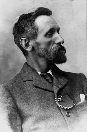 Clement Lindley Wragge - Clement Wragge, circa 1901