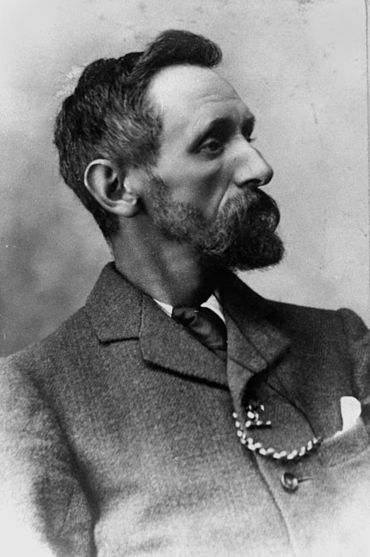 Clement Wragge was the pioneer in naming storms Clement Wragge, circa 1901.JPG