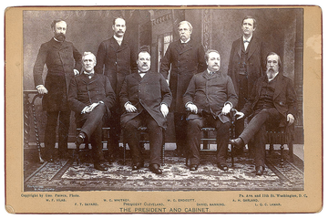 Primo Gabinetto di Cleveland