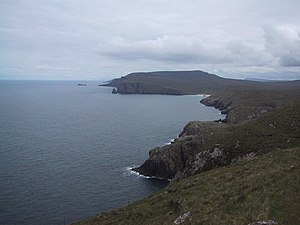 Cape Wrath - Cliffs east of Cape Wrath