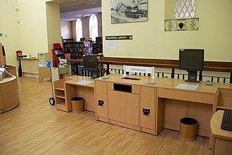 Clitheroe Library - Image: Clitheroe Castle Museum editathon 129