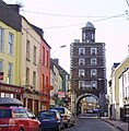 Clock Gate, South Main Street, Youghal, Co Cork - geograph.org.uk - 501550.jpg