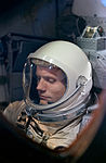 Close-up view of astronaut Neil A. Armstrong, command pilot of the Gemini-8 spaceflight.jpg