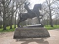 Close up of the Physical Energy Statue, Kensington Gardens - geograph.org.uk - 1232709.jpg