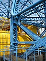 Close up of the Transporter Bridge - geograph.org.uk - 910414.jpg