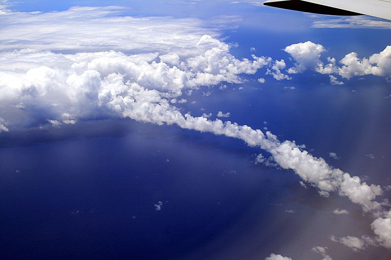 File:Clouds from above.JPG