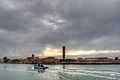 Cloudy Sunset - Murano, Venice, Italy - April 18, 2013 02.jpg