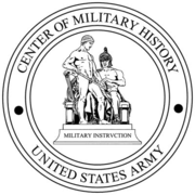 Crest of the Center of Military History