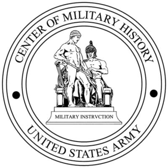 United States Army Center of Military History - USACMH logo