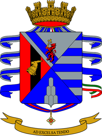 7th Alpini Regiment - Coat of Arms of the 7th Alpini Regiment
