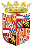 Coat of Arms of Queen Joanna of Castile.svg