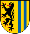 Coat of arms of Leipzig.svg