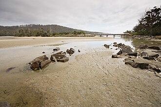 Cockle Creek (Tasmania) - Image: Cockle Creek