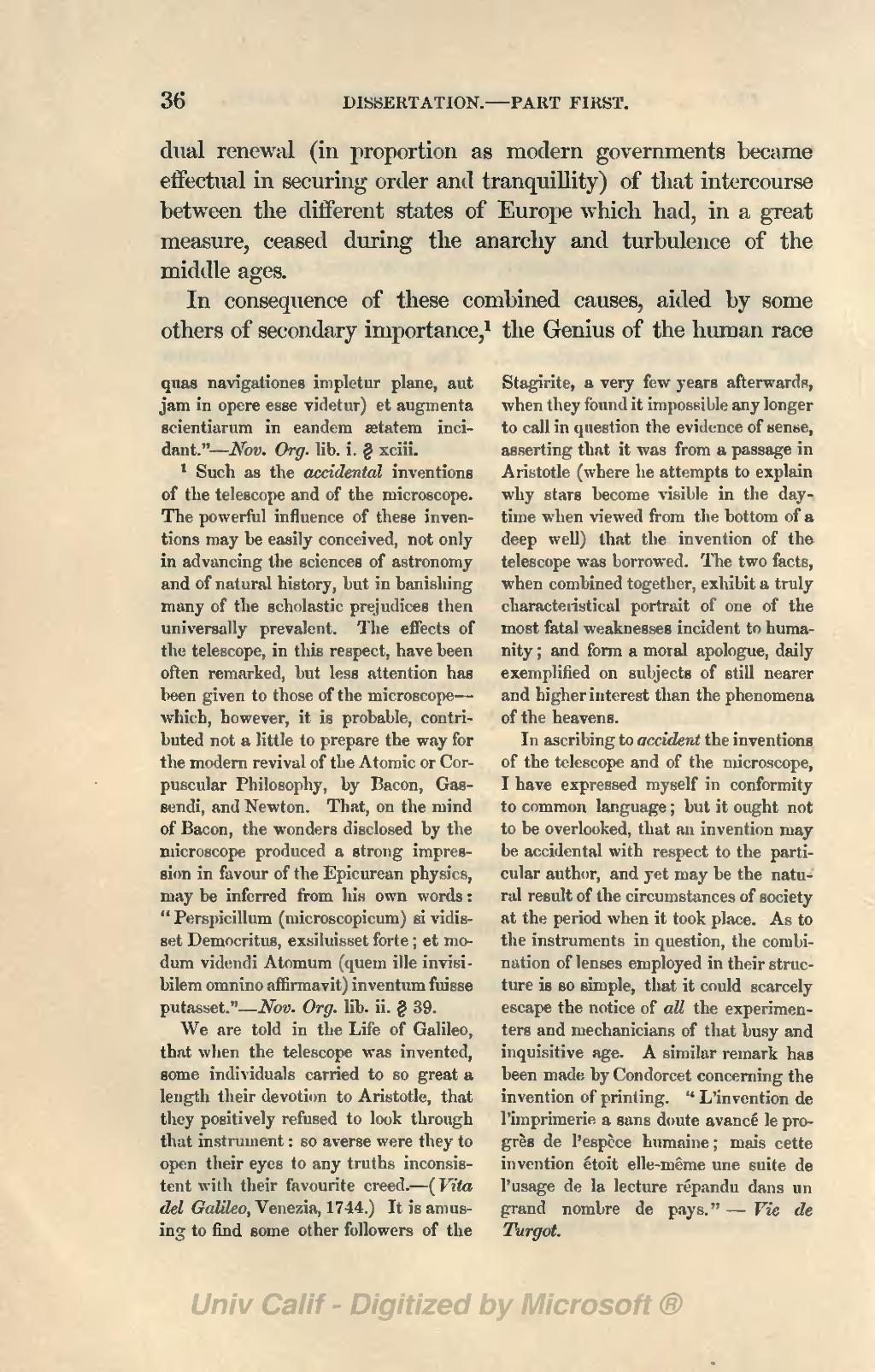 the invention of printing subjected the