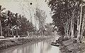 Collectie NMvWereldculturen, RV-A440-ee-35X, Foto, 'Tanah Abang te Batavia 1875', fotograaf Woodbury & Page, 1875.jpg
