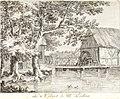 Collection de cent-vingt estampes, gravée d'après les tableaux and dessins qui composoient le cabinet de m. Poullain précédée d'un abrégé historique de la vie des auteurs qui la composent Cette suite (14775757151).jpg