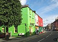 Colourful shops in the High Street - geograph.org.uk - 881300.jpg