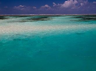 Malindi - Image: Colours of the sea