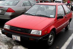 dodge colt wikipedia rh en wikipedia org 92 Dodge Colt Turbo Conversion 94 Dodge Colt 2 Door
