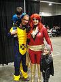 Comikaze Expo 2011 - mutant family (6324629289).jpg