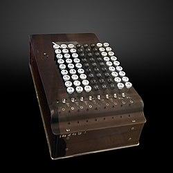 Comptometer calculator-CnAM 14249-1